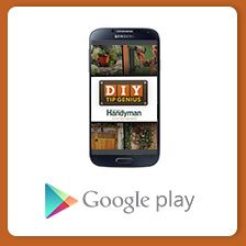 Get quick access to hundreds of practical home improvement ideas with the DIY Tip Genius app from The Family Handyman.