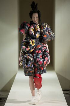 Comme Des Garcons Designer Rei Kawakubo Was Announced as the 2017 ...