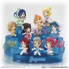 Love Live! Sunshine!! - Watanabe You - Chocollect - Chocollect Premier ~Koi ni Naritai Aquarium~ (Bandai)