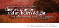 Kingdomnomics Applied Day 8: Jeremiah 15:16 Read more:http://theholistichealingcentre.wordpress.com/2014/06/26/kingdomnomics-applied-devotional-day-8/