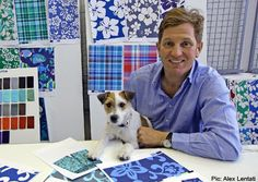 This is Johnny Boden. It'll just save me time to pin his picture rather than the entire Boden catalogue. I LOVE BODEN.