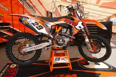Andrew Short - 2014 Bikes of Supercross - Motocross Pictures - Vital MX