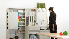 Ikea imagines a refrigerator-free kitchen for 2025 | Inhabitat - Sustainable Design Innovation, Eco Architecture, Green Building