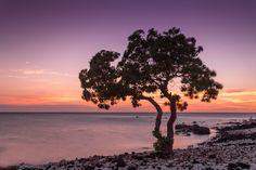 Hawaiian Sunset - Waikoloa Beach by John S on 500px