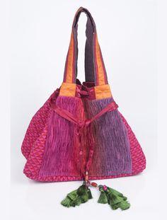 Shades of India tote bag