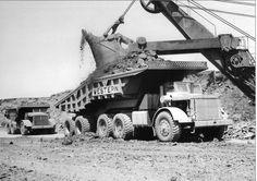 EUCLID.Western Contracting's 750 hp 150 ton Euclid hauler