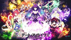 Hurricane - Date a Live II Ost Extended - YouTube