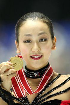 Mao Asada - ISU NHK Trophy - Figure Skating Day 2