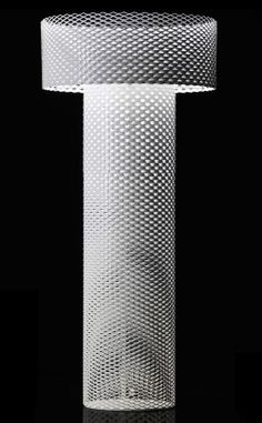Lace Metal Lamp   by Form Us With Love for Cappellini