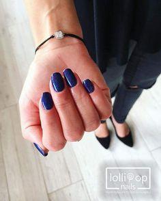nails, Indigo