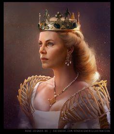 The Queen by ReneAigner.deviantart.com on @DeviantArt