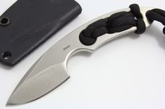 Cord Wrapped Neck Knife