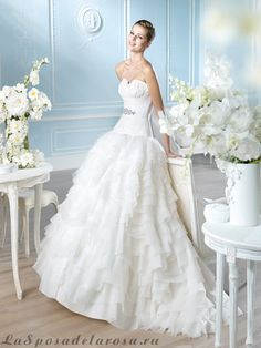 Discover The San Patrick Haddo Bridal Gown Find Exceptional Gowns At Wedding Shoppe