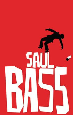 Saul Bass Poster - I can design that