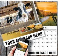 2021 Country Spirit Rural America Wall Calendars low as Your Business or Event Name, Logo & Ad Message, in the homes and offices of people in your area! Calendar App, Print Calendar, Promotional Calendars, Date Squares, Wall Calendars, Us Holidays, Post Ad, Country Lifestyle, Free Advertising