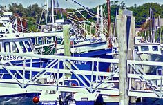 Continuing my love affair with #fishing boats in #scituate. a photo graphic original www.carolsutherland.com