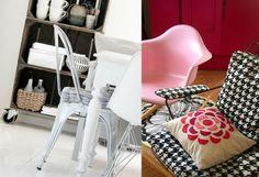 Cuatro ideas de cómo decorar con la silla Eames