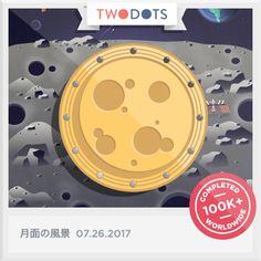 月面の風景を探索して、アポロの記念品を見つけちゃった! - playtwo.do/ts