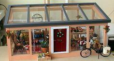 Bloemen- en plantenwinkel | Ansminiaturen.jouwweb.nl