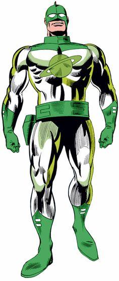 Captain Marvel - Marvel Comics - Mar-Vell - Avengers - Cosmic