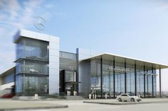 mercedes showroom - Google Search