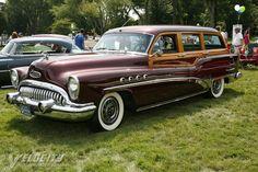 1953 Buick | 1953 Buick Roadmaster Estate Wagon information