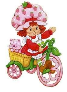 Strawberry Shortcake. The original tv show began in 1980 and has since been redone twice.