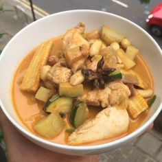 Try my super easy #Leanin15 chicken Massaman curry #Lean #Food #Foodie