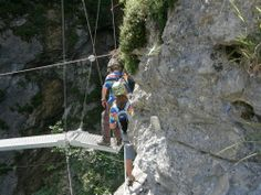 Mürren to Gimmelwald Via Ferrata | EveryTrail