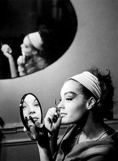 leçon de maquillage pour #Romy