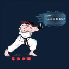Howd u ken?