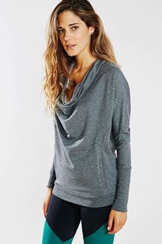 Alo Yoga Brook Long-Sleeve Top