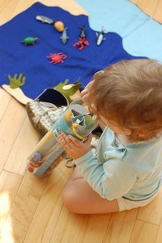 Ocean unit for preschool