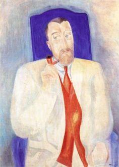 Portrait of a man - Andre Derain