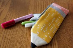 Badskirt | Pencil Case (week of 6/17) Trop Top, Clean House, Sunglasses Case, Wallets, About Me Blog, Pencil, Craft Ideas, Crafty, Inspired
