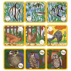 zvieratá Kids Gifts, Animals For Kids, Animal Pictures, Kindergarten, Nature, Classroom, Kids Rugs, Teaching, Puzzle