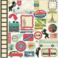 scrap stickers - Buscar con Google