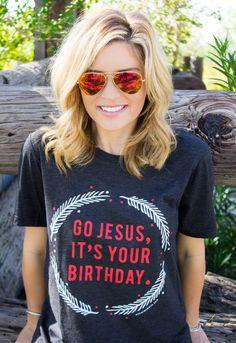 GO JESUS, IT'S YOUR BIRTHDAY - Oliver