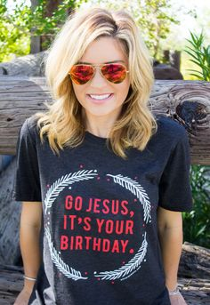 GO JESUS, IT'S YOUR BIRTHDAY - Oliver