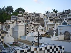 Guadeloupe #cemetery