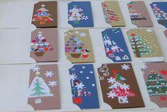 #Crush #Christmas #cards made by children - Share it on Twitter https://twitter.com/favini_en https://twitter.com/favini_it