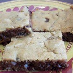 Ghirardelli Chocolate Chip Cookie Bar