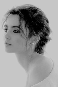Lily Collins Source