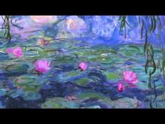 (3) Monet - Water Lilies - YouTube