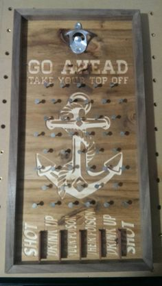 A great game to hang at your bar or man-cave. Sure to add fun to your parties or tailgates  A wonderful gift to use for any holiday, wedding, and birthday.  We can customize the bottom sayings to your liking free of charge. The corners are boxed splined with purple heart to add strength and a positive cosmetic look. If you would like a different type of wood, finish, saying, or dimensions please contact me before purchase.  - Your Poison, just like Pick your Poison from the bag you choose…