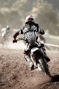 Dirt Bike Riders Motocross Gear