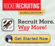 http://RocketRecruiting.info  Rocket Recruiting - Learn How To Recruit More People
