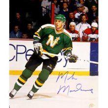 Mike Madano Minnesota North Stars...yep we had him first