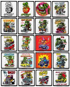 Cartoon Car Drawing, Car Drawings, Cartoon Art, The Forset, Ed Roth Art, Rat Fink, Garage Art, Motorcycle Art, Kustom Kulture