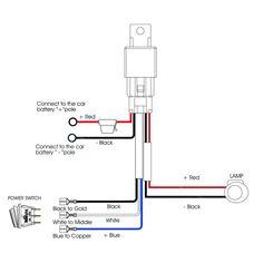 Resultado de imagen para relay 12v hjr 4102 Wiring Diagram